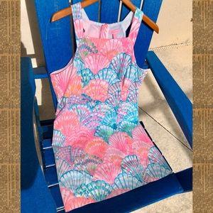 Lilly Pulitzer Shello Print Simone Shift Dress